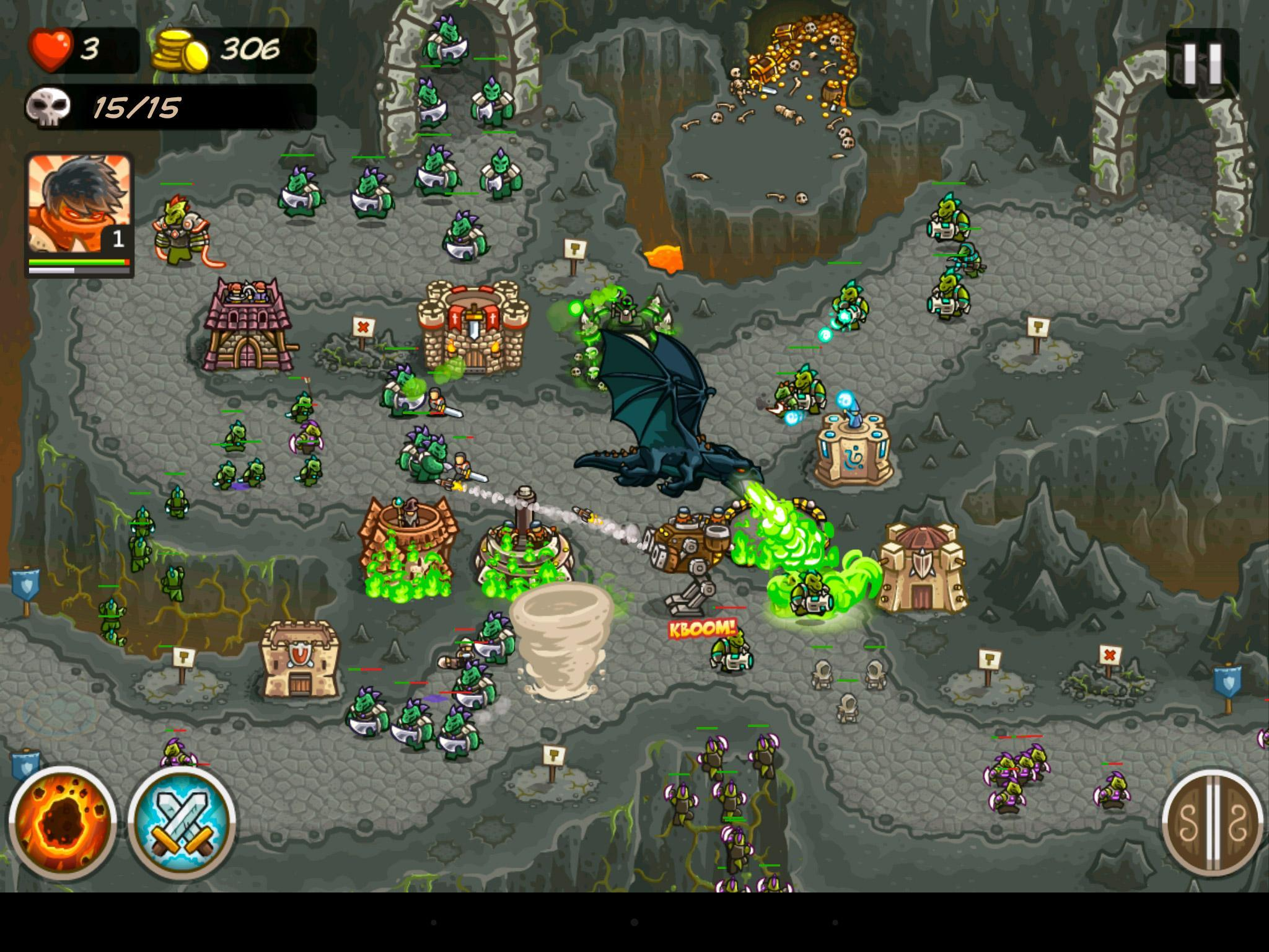 Kingdom Rush Frontiers for Android - APK Download