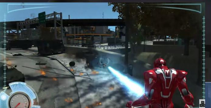 Jump Wor IronMan screenshot 1