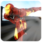 Iron Bat 2 : Tony Stark War icon