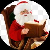 Christmas Story Books FREE icon