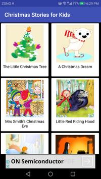 Christmas Story Books FREE poster