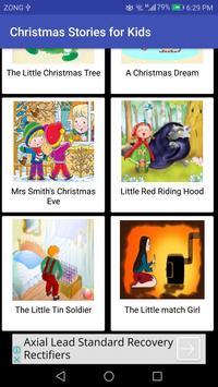 Christmas Story Books FREE screenshot 1