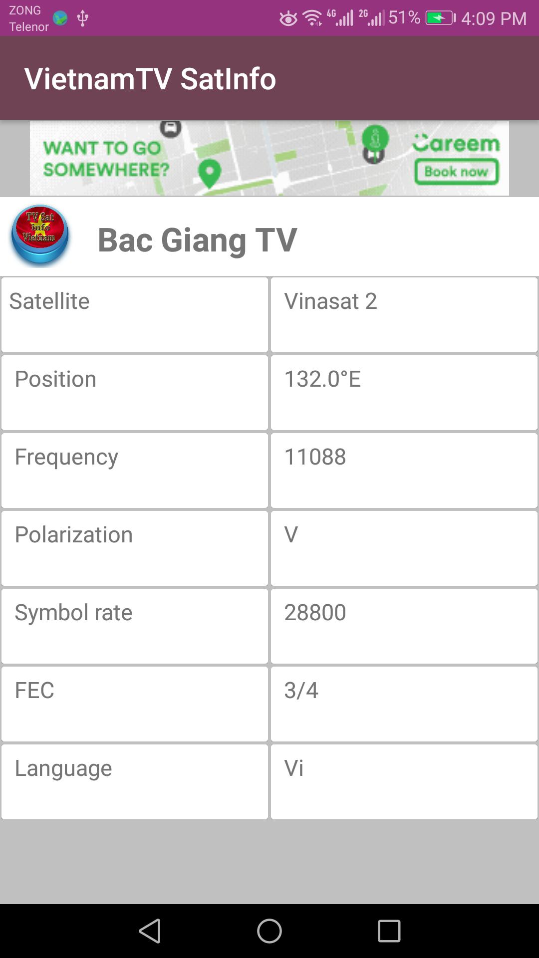 Vietnam All TV Channels (Sat Info)-FREE for Android - APK Download