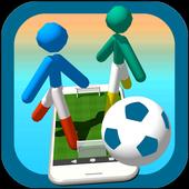 3d Feel Soccer : Tilt & Tap icon