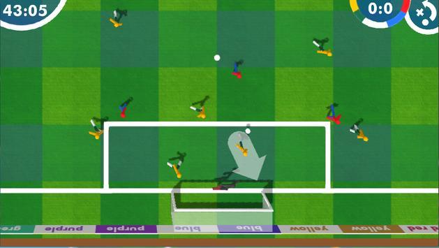 3d Feel Soccer : Tilt & Tap apk screenshot