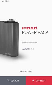 IROAD POWER poster