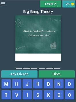 Big Bang Fan Quiz screenshot 13