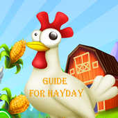 Guidefor hayday icon