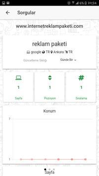 SEO Bot apk screenshot