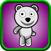 Hopping Bear icon