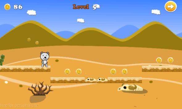Hopping Bear screenshot 3