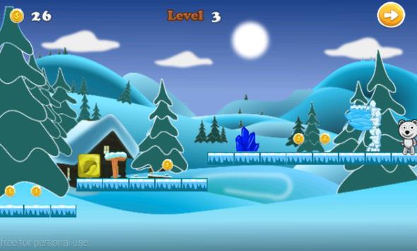 Hopping Bear screenshot 1