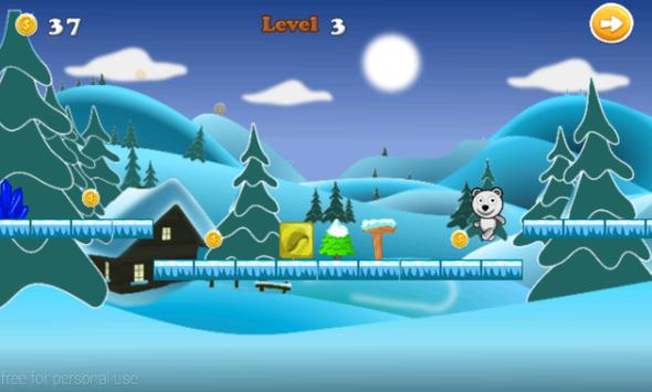 Hopping Bear screenshot 2