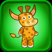 Hopping Giraffe icon