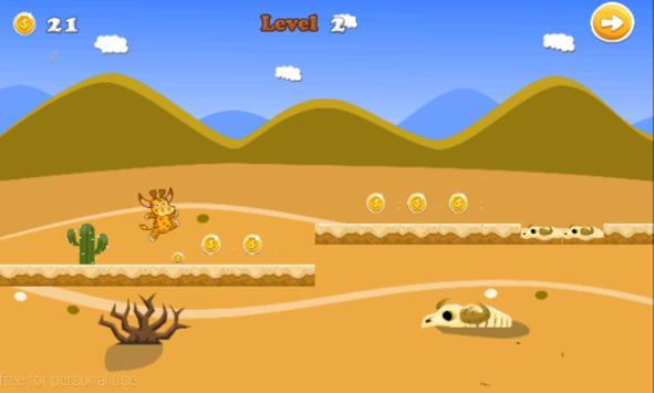 Hopping Giraffe apk screenshot