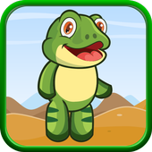 Hopping Frog icon