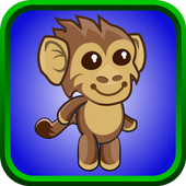 Hopping Monkey icon