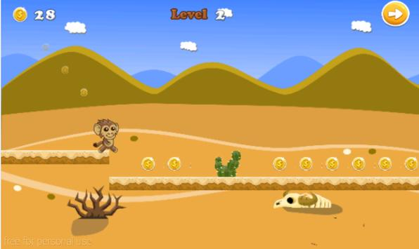 Hopping Monkey apk screenshot