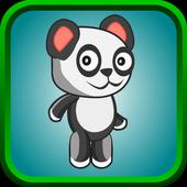 Hopping Panda icon