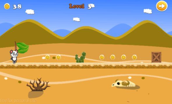 Hopping Panda screenshot 2
