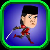 Samurai Dimas Kanjeng icon
