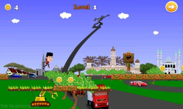 Samurai Dimas Kanjeng apk screenshot