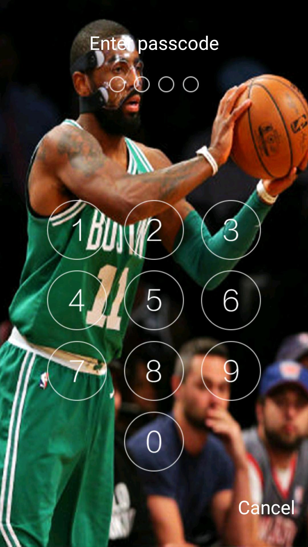 Kyrie Irving Lock Screen Hd Wallpapers For Android Apk Download