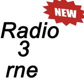 Radio 3 rne gratis app NO OFICIAL icon