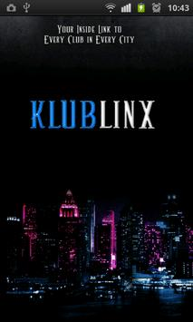 Klublinx poster
