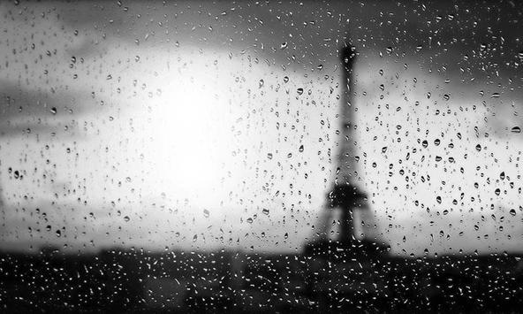 Rain Photo Frame screenshot 4