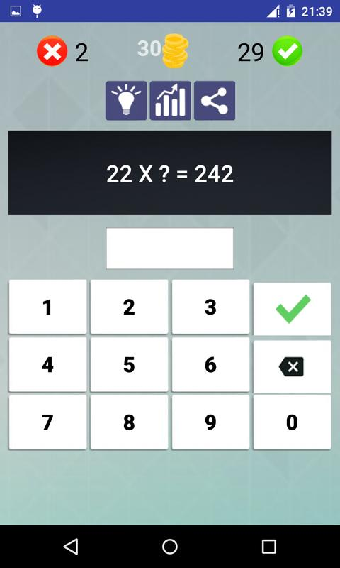 Math Quiz - cool maths games for Android - APK Download