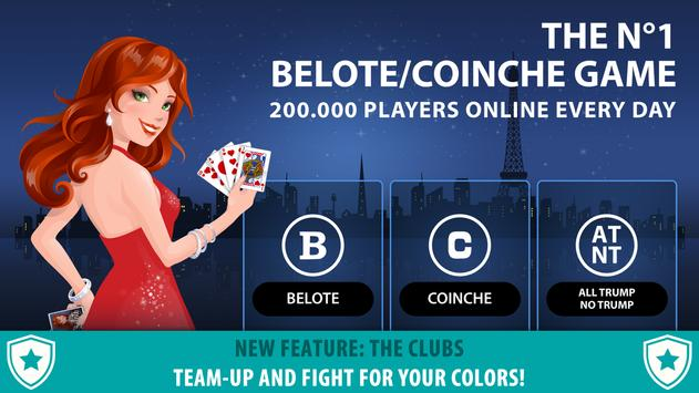 Belote Multiplayer apk screenshot
