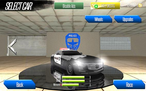 Racers Vs Cops captura de pantalla 9