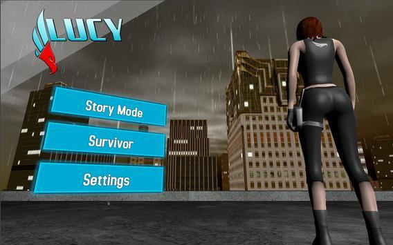 Agente Lucy captura de pantalla 6