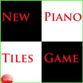 Black Piano Rushes Fun icon