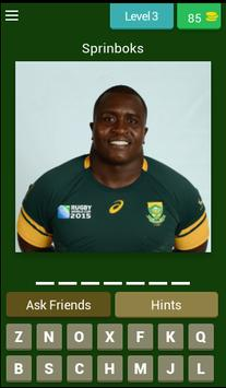 Springboks Trivia screenshot 4