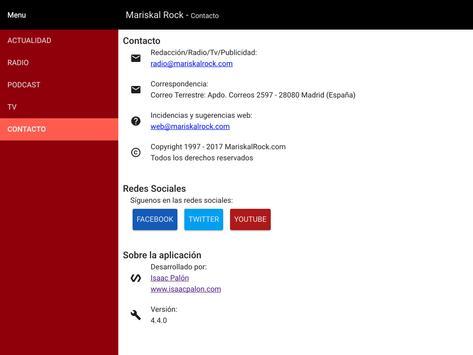 MariskalRock apk screenshot
