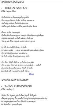 Poems for you apk screenshot