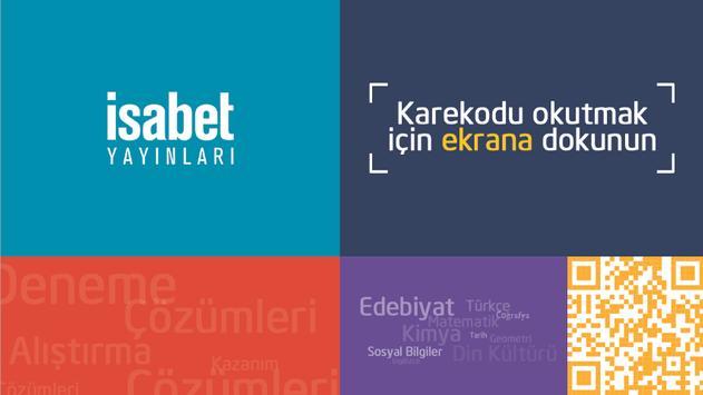 İSABET KAREKOD poster