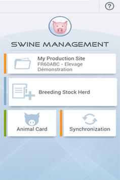 Swine Herd Management poster