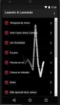 Temporal de Amor (Leandro y Leonardo)   122 poster