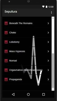 Sepultura [:-: ] Roots Bloody Roots || 123 apk screenshot