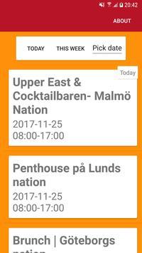 Nation i Lund poster