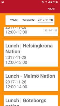 Nation i Lund screenshot 3