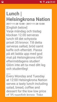 Nation i Lund screenshot 4