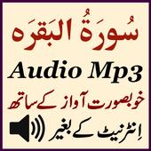 Amazing Surat Baqarah Audio icon