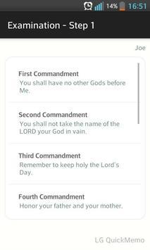 Catholic Confessional screenshot 3