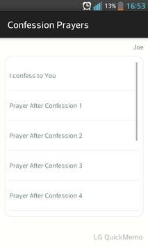 Catholic Confessional screenshot 6