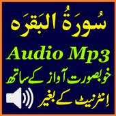 Full Sura Baqarah Tilawat Mp3 icon