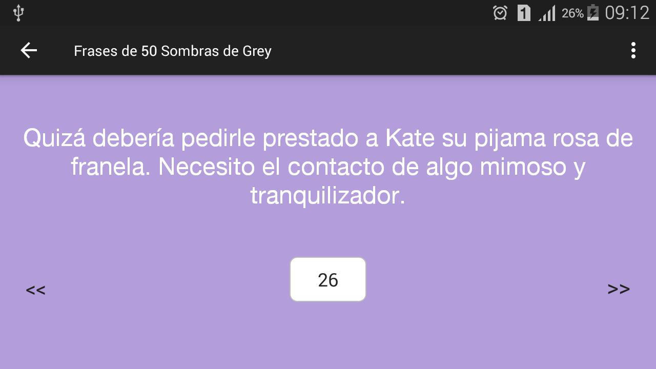 Frases De 50 Sombras De Grey For Android Apk Download